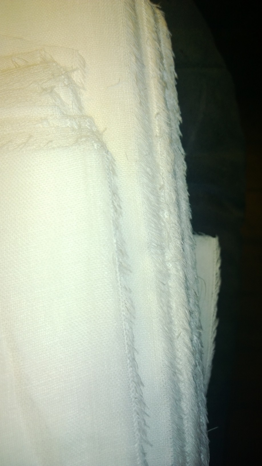 "90 Grade White Cheesecloth - Stacked 36"" x 24"" (75 Pk) 50 Yd"