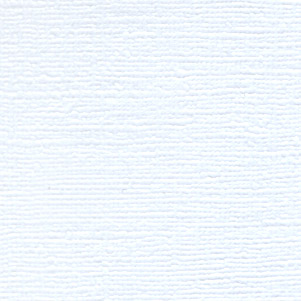 "54"" White Linen Vinyl W/Flannel Backing By The Yard"