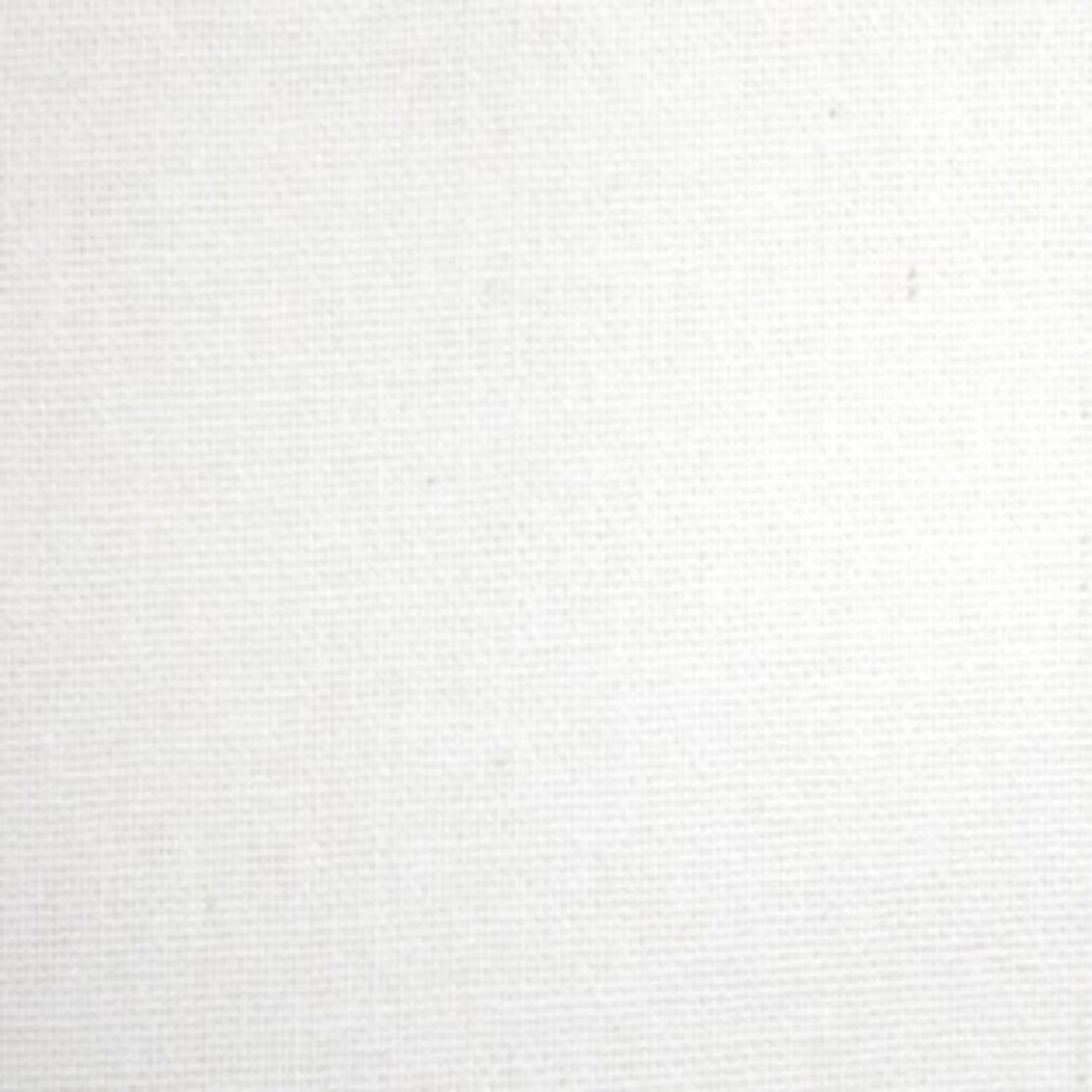 "White Osnaburg Fabric 45"" Wide By The Yard"