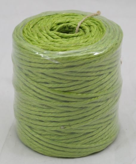 Apple Green Jute Twine 3-Ply 75 Yards