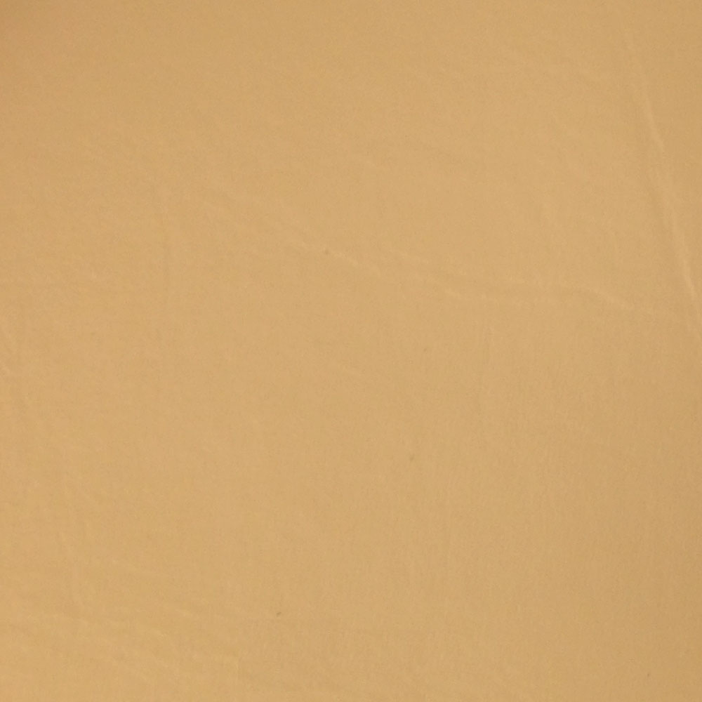 "54"" Beige Leather-like Upholstery Vinyl - Per Yard"