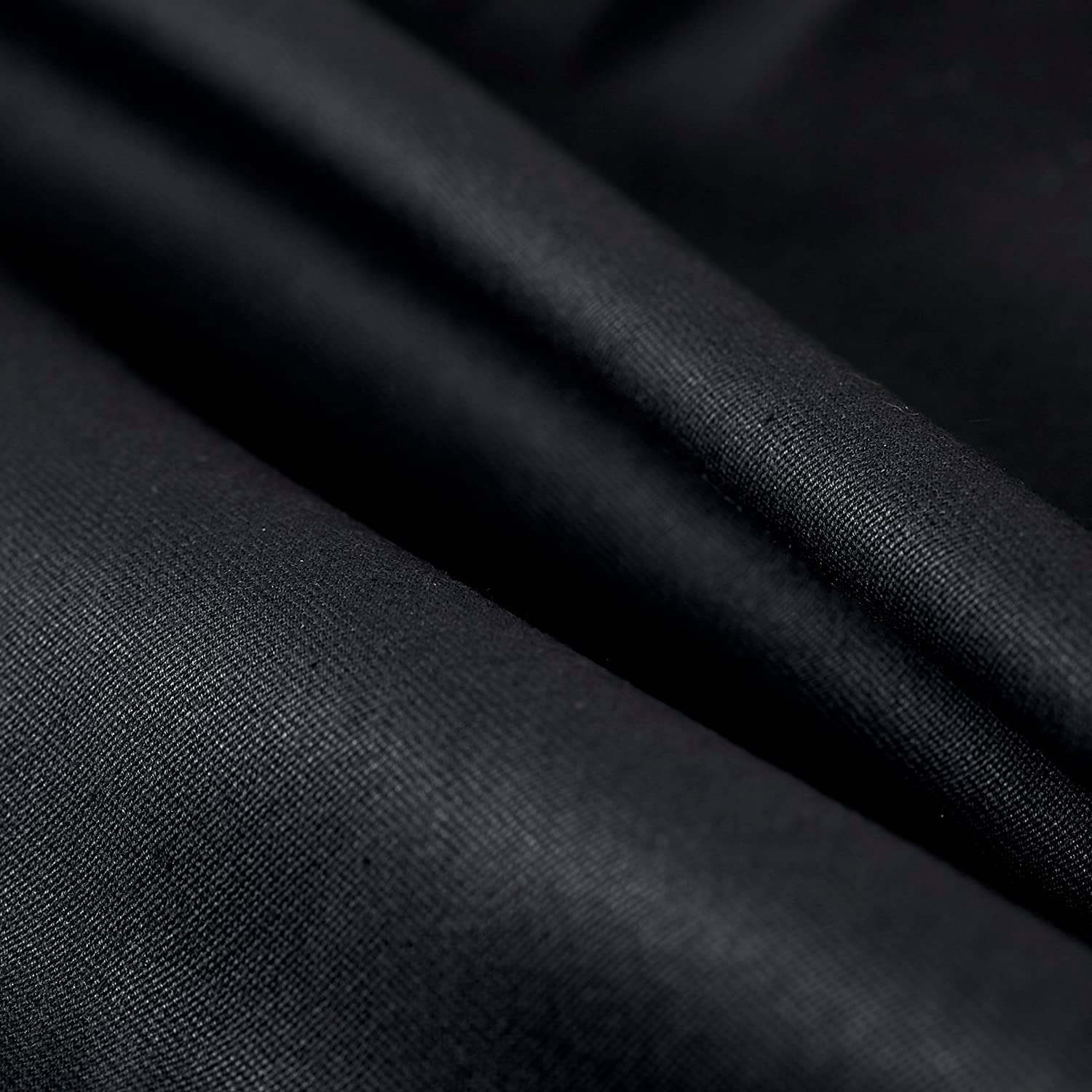 "12oz Black Duck Cloth - 60"" Wide By The Yard"