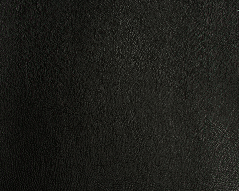 "54"" Black Leather Like Upholstery Vinyl - Per Yard"