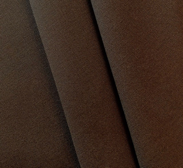 "60"" wide 12 oz Brown Duck Cloth By The Yard"