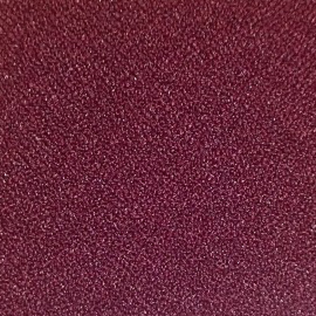 "Burgundy Crepe Fabric - 60"" by the yard (100% polyester)"