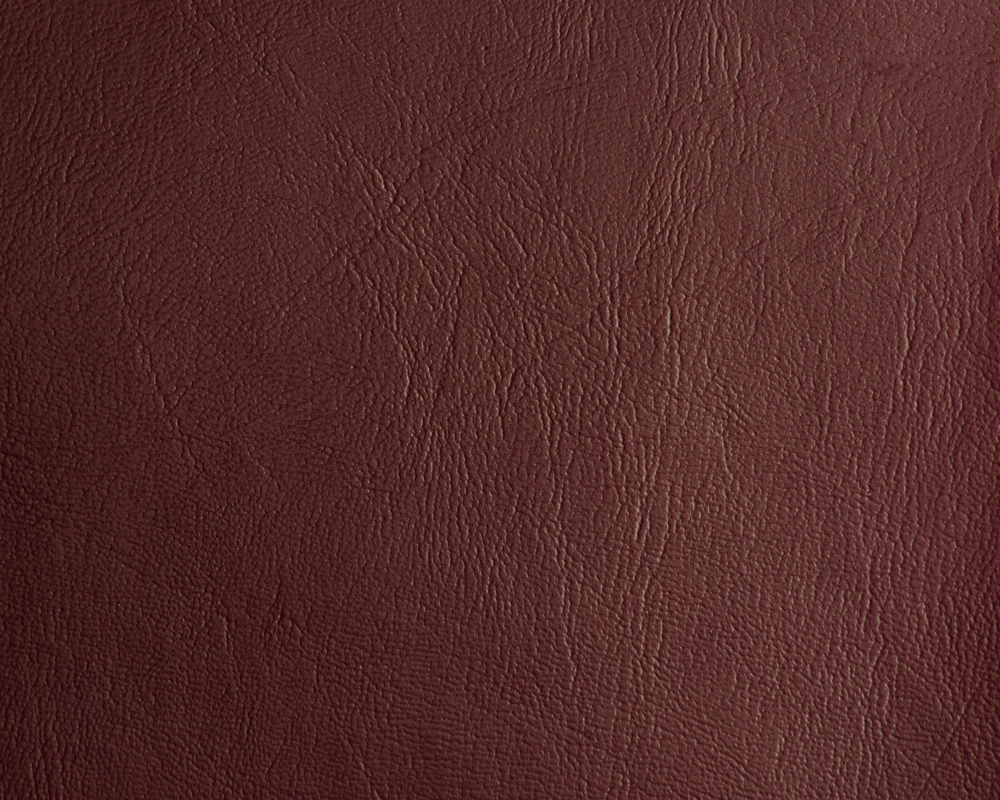 "54"" Burgundy Leather-like Upholstery Vinyl - Per Yard"