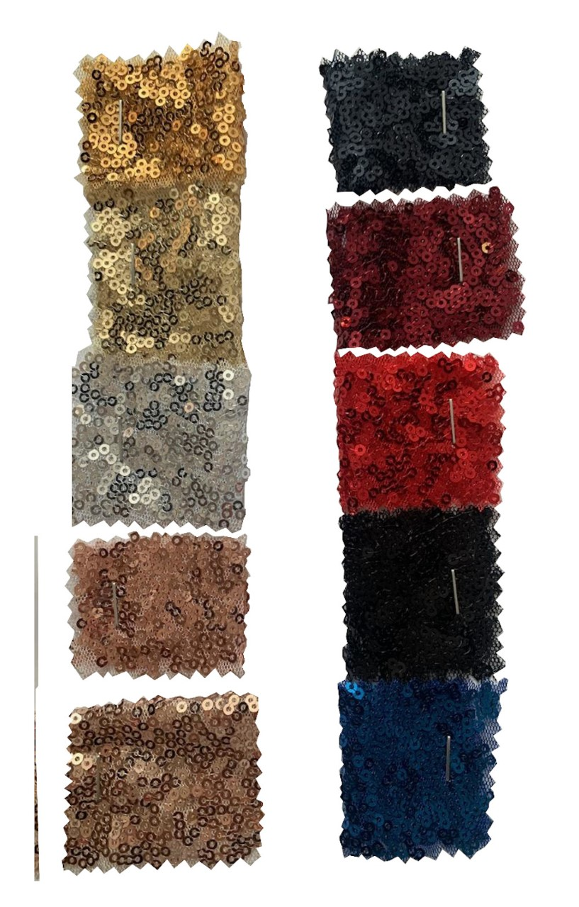 Mini Sequin Fabric