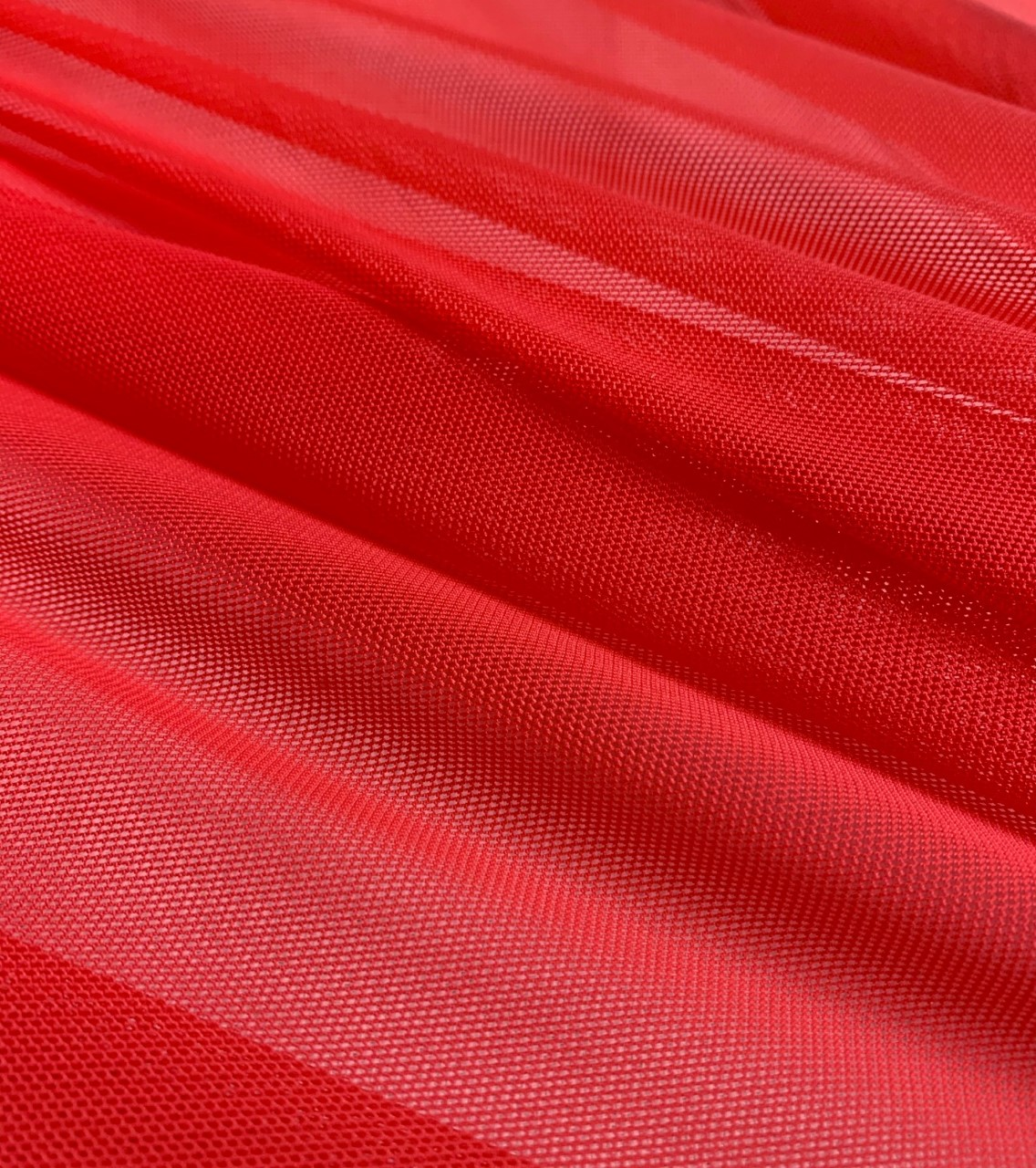 "58/60"" Wide Coral Power Mesh 90% Nylon 10% Spandex Per Yard"