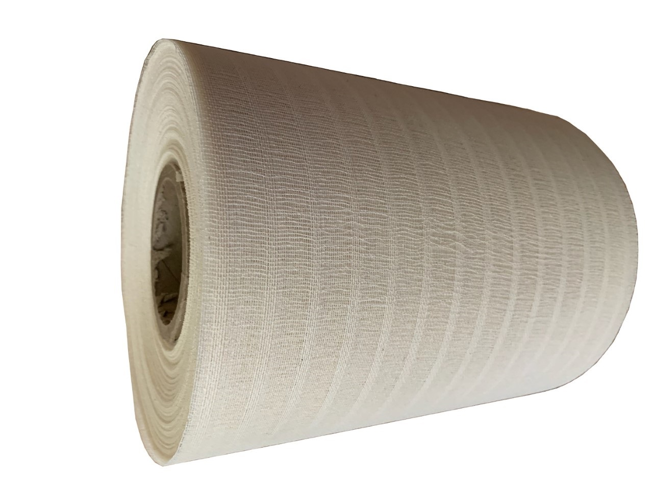 "10"" Crinoline 100 Yard Roll 44 x 17 - Natural 100% Cotton"
