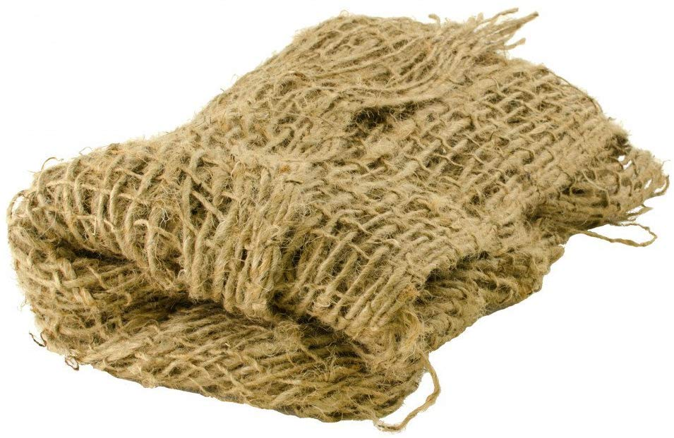 "Natural Jute Netting 48"" x 5 Yards"