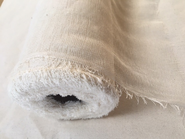 "Grade 20 Cheesecloth Roll Unbleached - 100 Yards 36"" Wide"