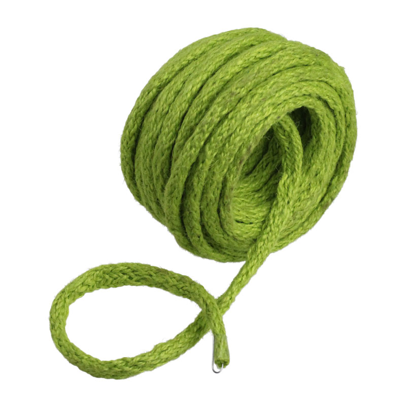 Green Wired Jute Twine 9 Yards