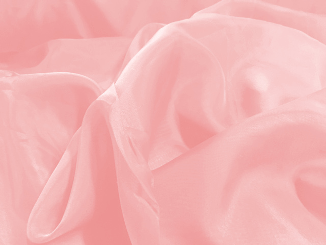 "118"" Pink Voile Fabric By The Yard"