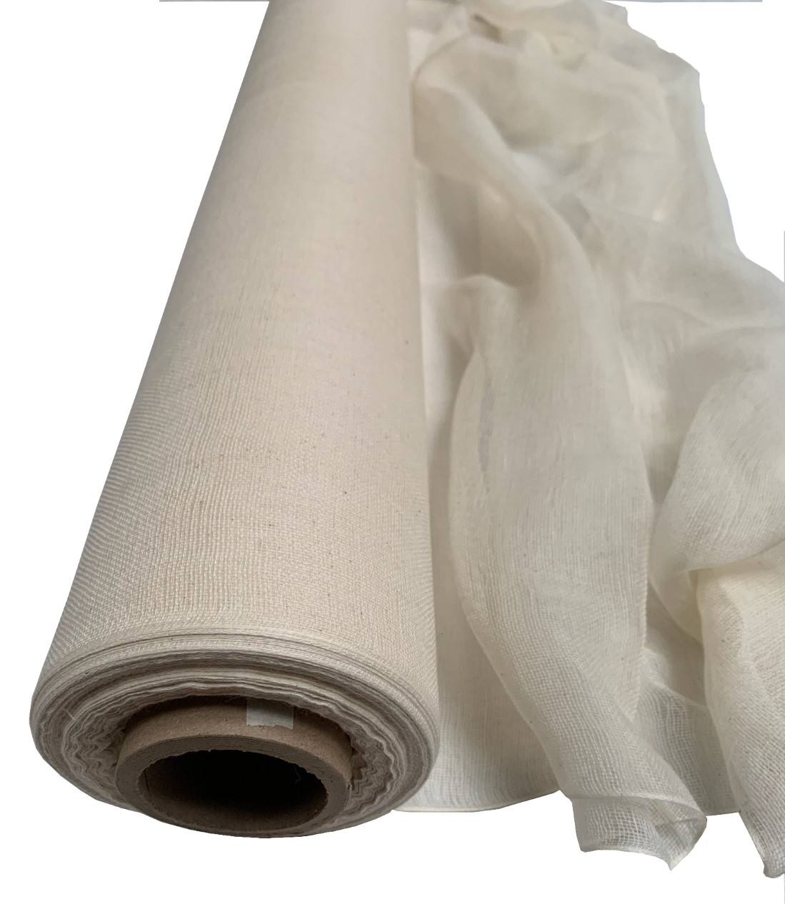 "36"" Wide Natural Cheesecloth By The Yard - 100% Cotton"