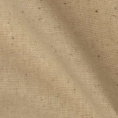 "Natural Osnaburg Fabric 45"" Wide By The Yard"