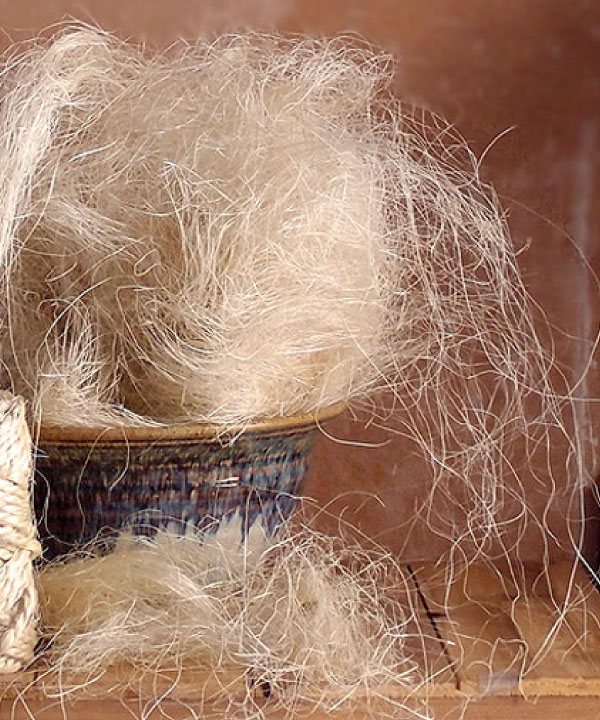 Natural Sisal Fiber 125g/pack