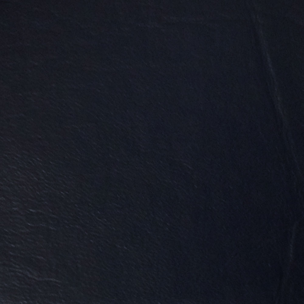 "54"" Navy Leather-like Upholstery Vinyl - Per Yard"