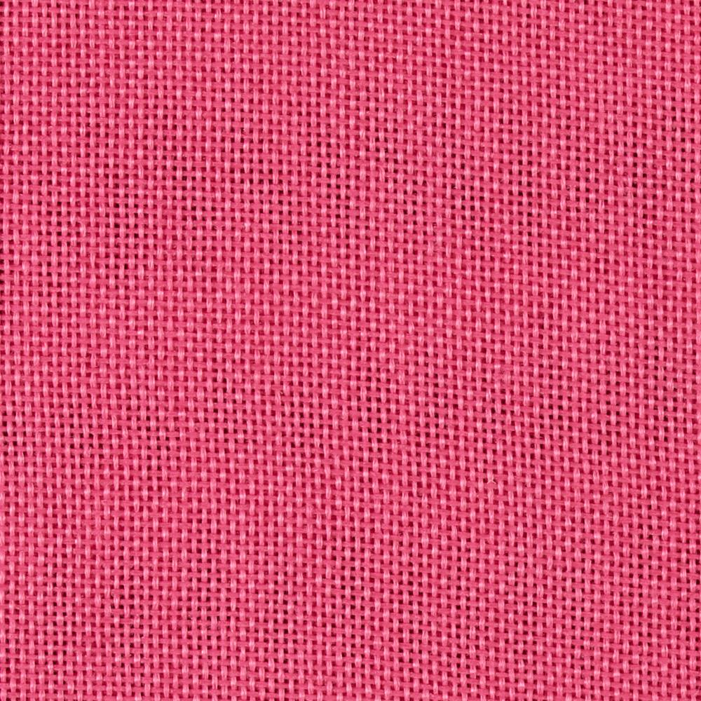 "58"" Faux Burlap - Pink Flambe by the Yard (Polyester)"