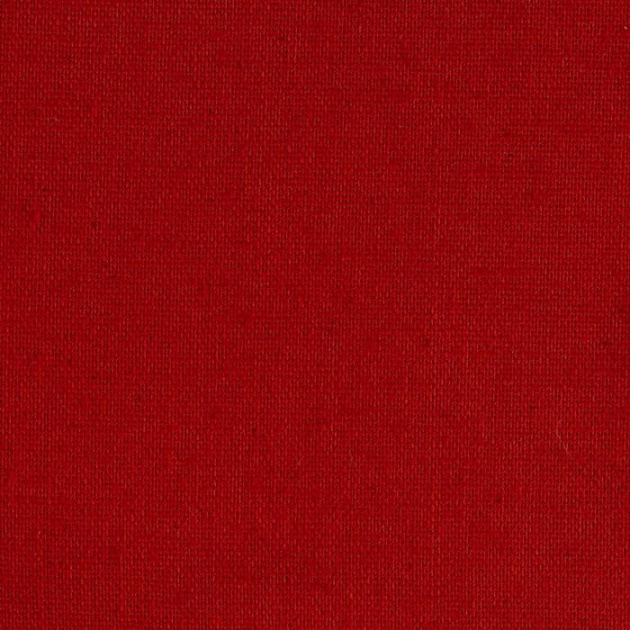 "Red Osnaburg Fabric 45"" Wide By The Yard"