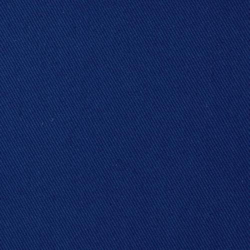 Royal Blue Bull Denim Fabric 100% Cotton By The Yard