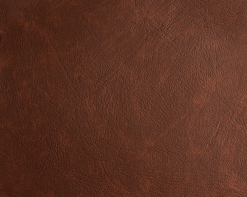 "54"" Rust Leather-like Upholstery Vinyl - Per Yard"