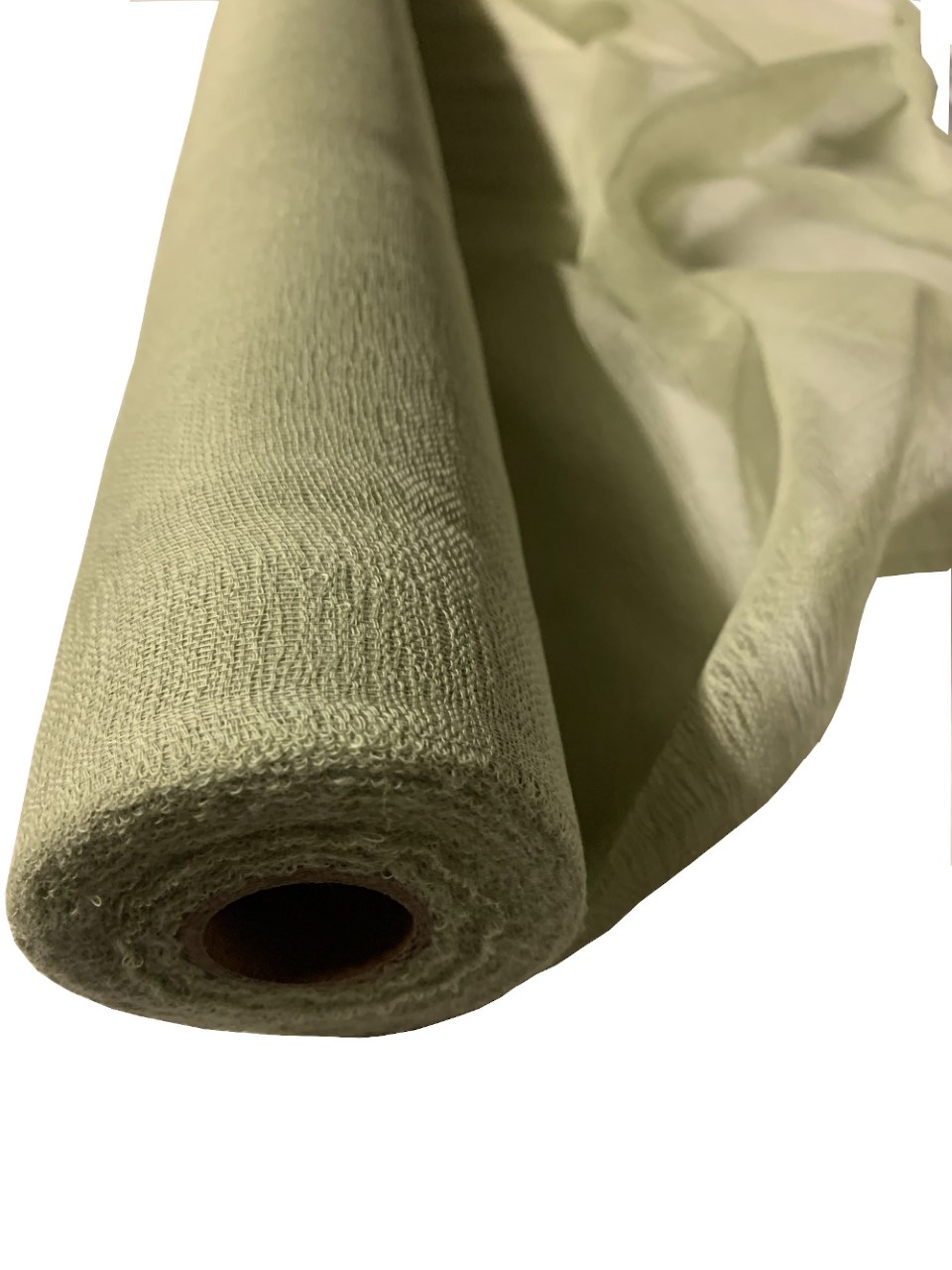 "36"" Wide Sage Cheesecloth By The Yard - 100% Cotton"