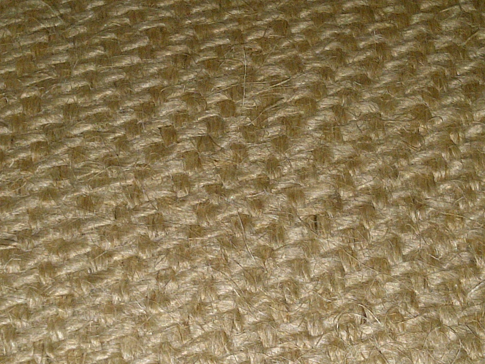 "Sagless Burlap - 36"" Wide, 17oz, 50 Yard Roll"