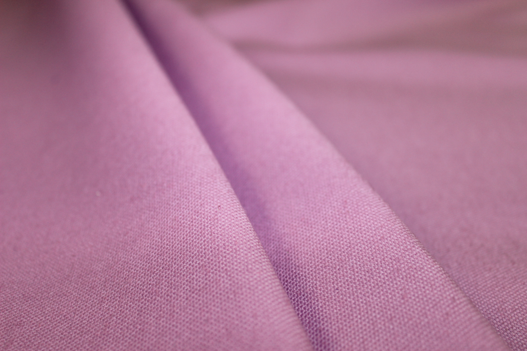 "60"" Wide 10Oz Duck Cloth - Sheer Lilac By The Yard"
