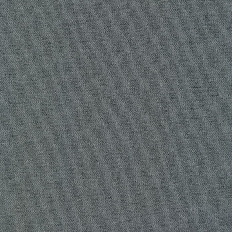 "Steel Gray Duck Cloth - 60"" By the Yard"