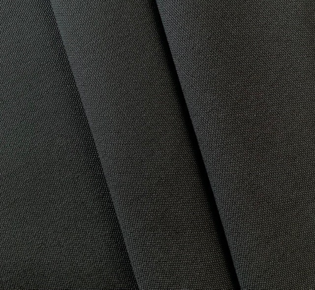 "Steel Gray Duck Cloth - 60"" By the Yard 10 oz"