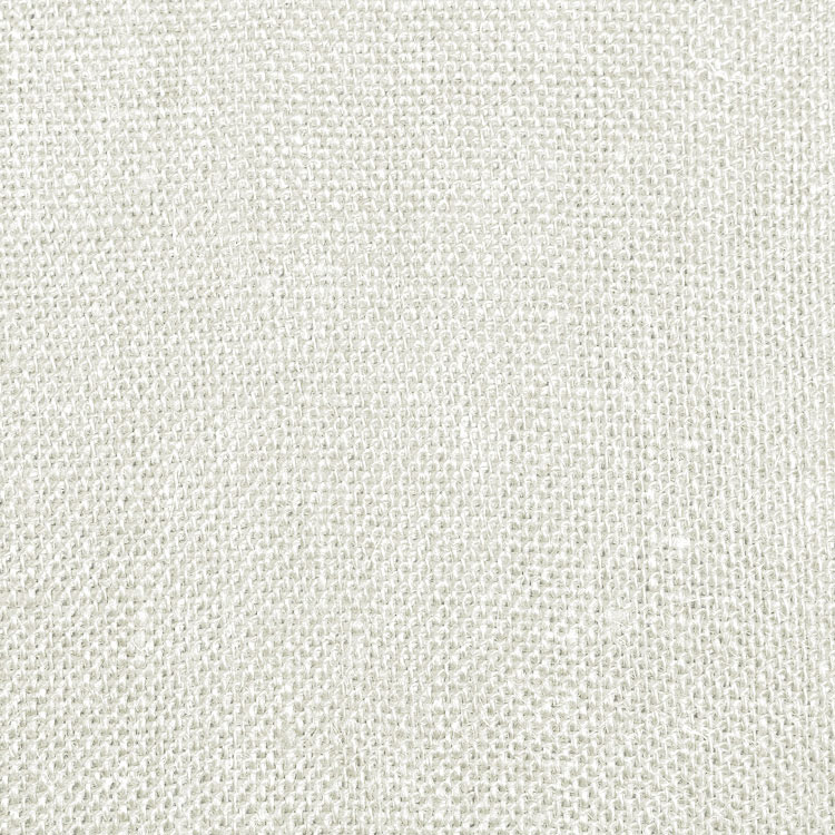 White Burlap Fabric- By The Yard